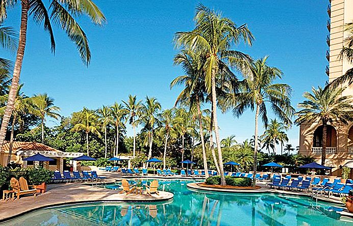 17 Top-Rated Resorts na obali Florida zaliva