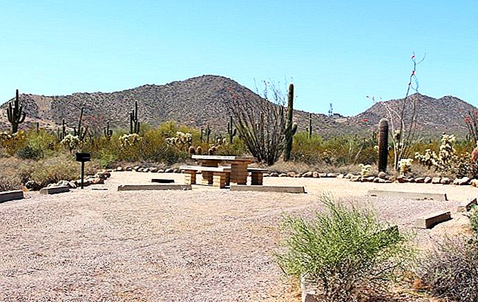 7 top-rated campings in de Phoenix Area