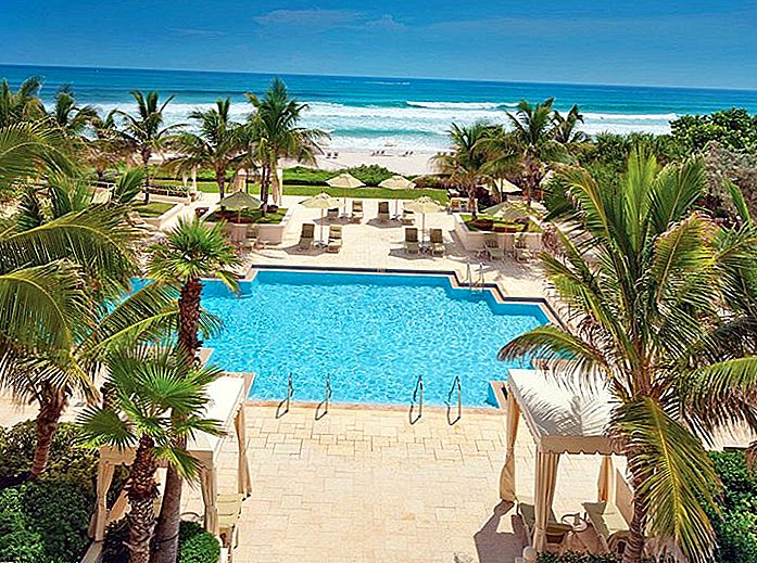 9 Resorts con mejor puntuación en West Palm Beach