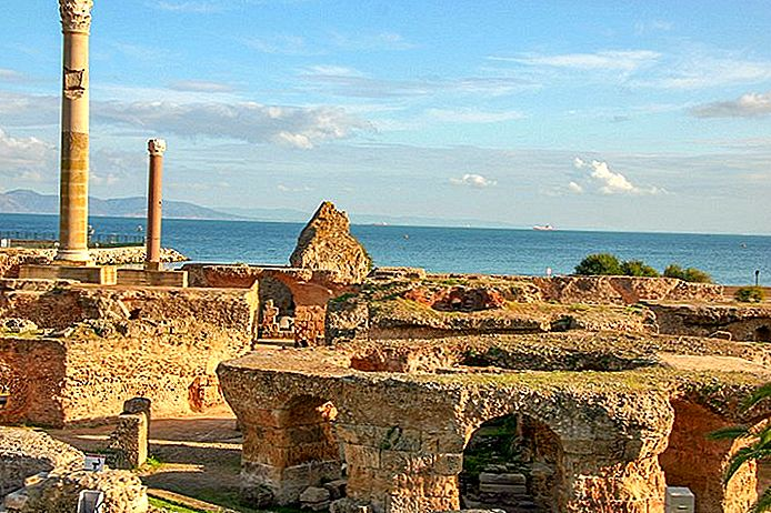 Utforska Ruins of Ancient Carthage: En Visitor Guide